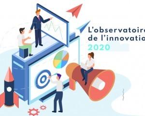 Découvrez l'Observatoire de l'innovation 2020 : la parole aux start-up, PME et ETI innovantes